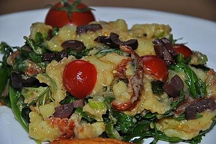 Mediterraner Kartoffelsalat 12