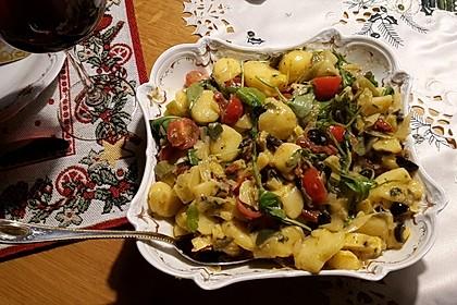 Mediterraner Kartoffelsalat 10