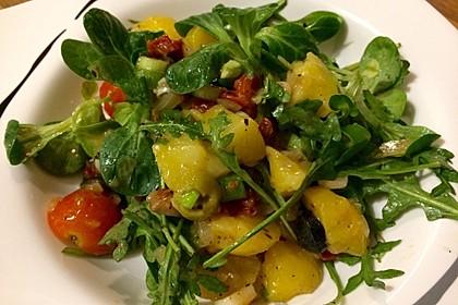 Mediterraner Kartoffelsalat 7