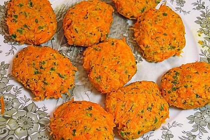 Karotten - Frikadellen 5
