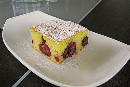 Kirsch - Schmand - Kuchen 2