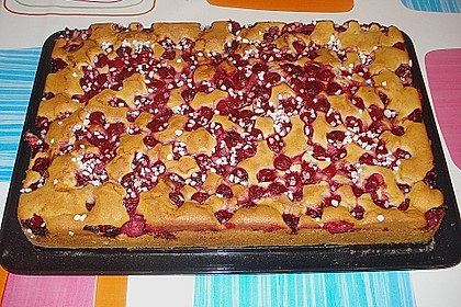 Kirsch - Schmand - Kuchen 12