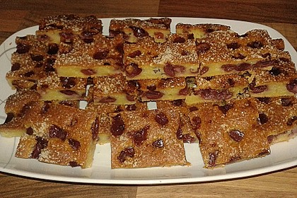 Kirsch - Schmand - Kuchen 8