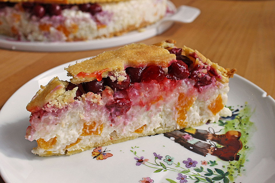 Fruchtiger kuchen rezept