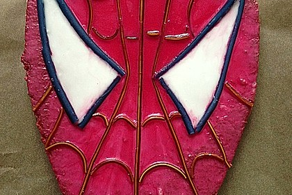 Lettas Spiderman - Motivtorte 6