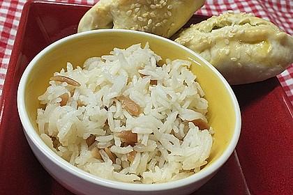 Türkischer Reis 3