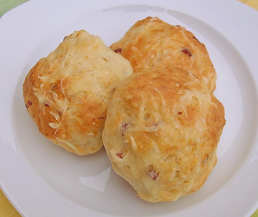 Schnelle Blechkuchen Rezepte Mit Bild: Schnelle Speckbrötchen (Rezept Mit Bild) Von Amy21