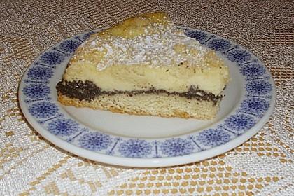 Mohn - Schmand - Kuchen 6