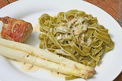 Spargel in Mascarpone - Sauce 0