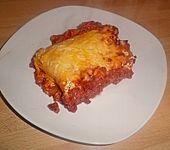 Schnelle Lasagne (Bild)