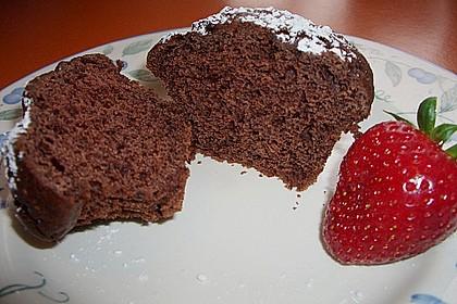 Schokoladen Muffins für Eilige 19