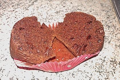 Schokoladen Muffins für Eilige 26