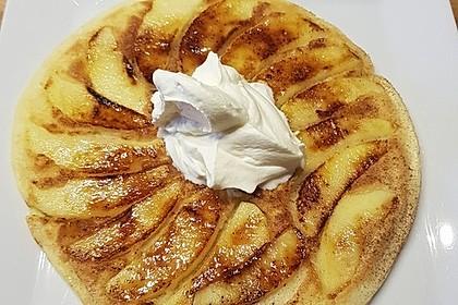 Omas Apfelpfannkuchen 11