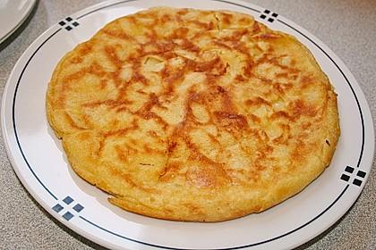 Omas Apfelpfannkuchen 9