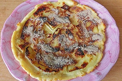 Omas Apfelpfannkuchen 18