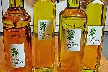 Wildkräuteröl, selbstgemacht 1