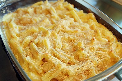 Baked Macaroni and Cheese 0