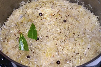 Sauerkraut 10