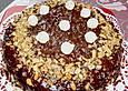 Torte 'Der Faulenzer'