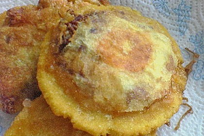 Arepa con huevo
