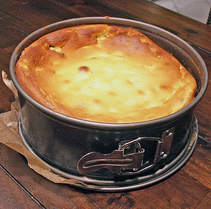 Kuchen Kleine Form der kleine schnelle käsekuchen 23 urmeli75 chefkoch de
