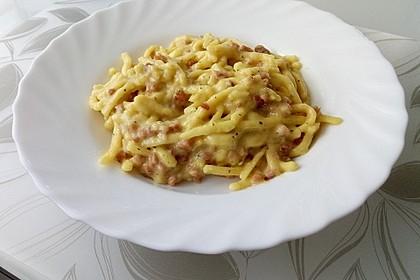 Schnelle Käsespätzle 15