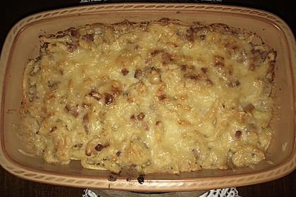 Schnelle Käsespätzle 18