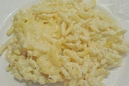 Schnelle Käsespätzle 38
