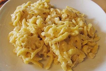 Schnelle Käsespätzle 39