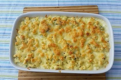 Schnelle Käsespätzle 10