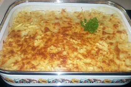 Schnelle Käsespätzle 17