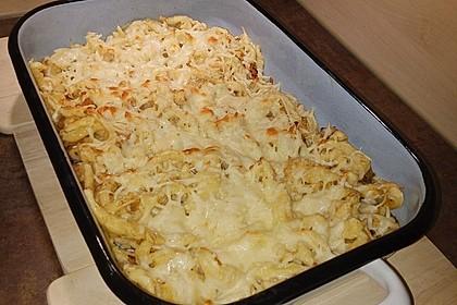 Schnelle Käsespätzle 19