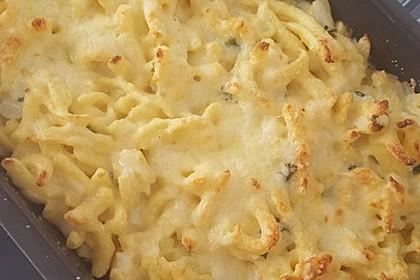 Schnelle Käsespätzle 6