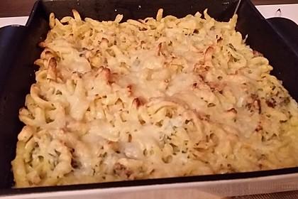 Schnelle Käsespätzle 35