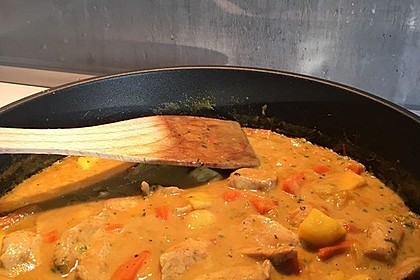 Hähnchen - Mango - Curry 17
