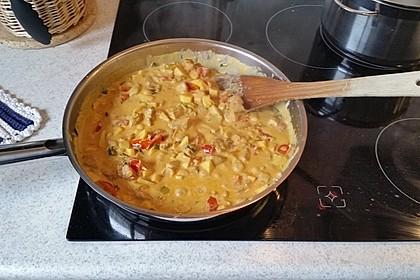Hähnchen - Mango - Curry 8