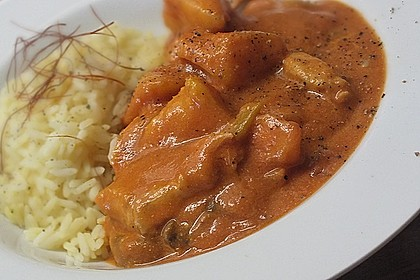 Hähnchen - Mango - Curry 0