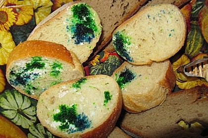 Schimmeliges Brot 14