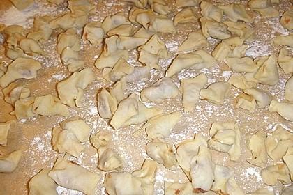 Manti - Türkische Tortellini 13