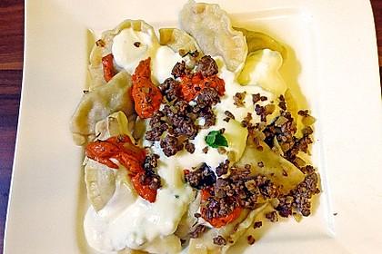 Rezeptbild zum Rezept Manti - Türkische Tortellini