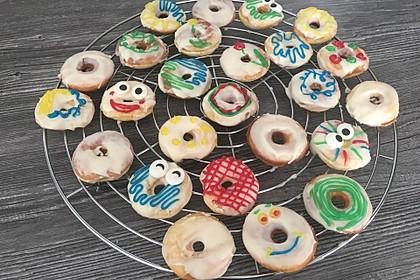 Mini - Donuts für den Donut - Maker 40
