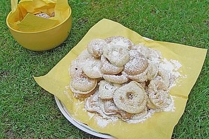 Mini - Donuts für den Donut - Maker 54
