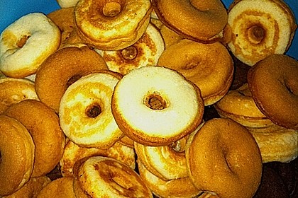 Mini - Donuts für den Donut - Maker 53