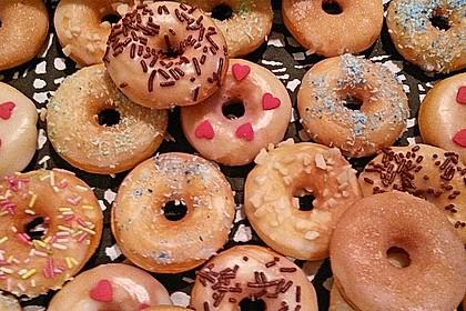 Mini - Donuts für den Donut - Maker 15