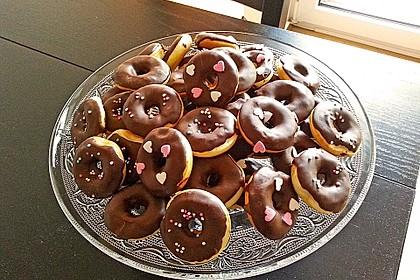 Mini - Donuts für den Donut - Maker 10