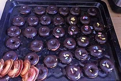 Mini - Donuts für den Donut - Maker 45