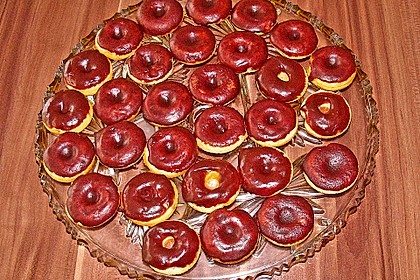 Mini - Donuts für den Donut - Maker 39