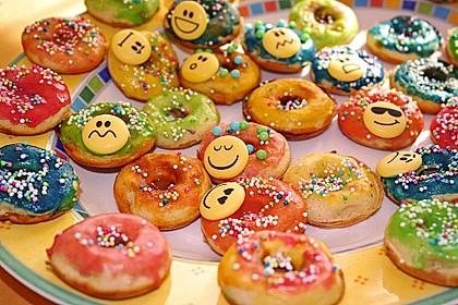 Mini - Donuts für den Donut - Maker 16