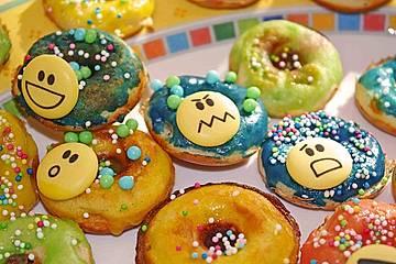 Mini - Donuts für den Donut - Maker