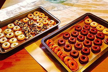 Mini - Donuts für den Donut - Maker 31